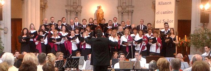 Coro de la Catedral de San Isidro